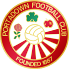 Portadown FC Site Badge