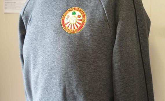 PFC Adidas Sweat Shirt – Grey