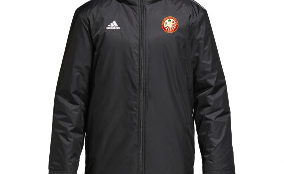 PFC Stadium Coat – Black