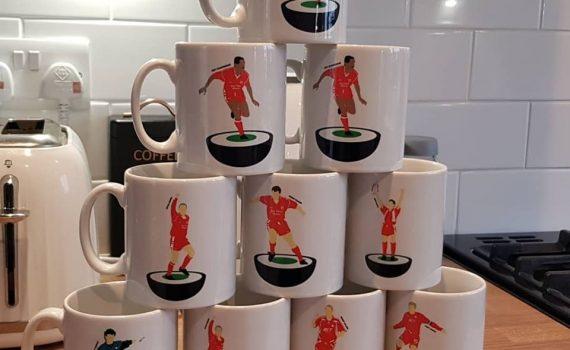 PFC Subbuteo Mugs
