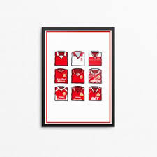 Portadown FC Classic Shirts Print