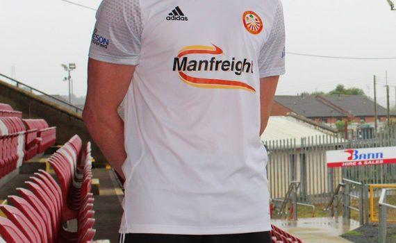 2020/21 Away Jersey (White)