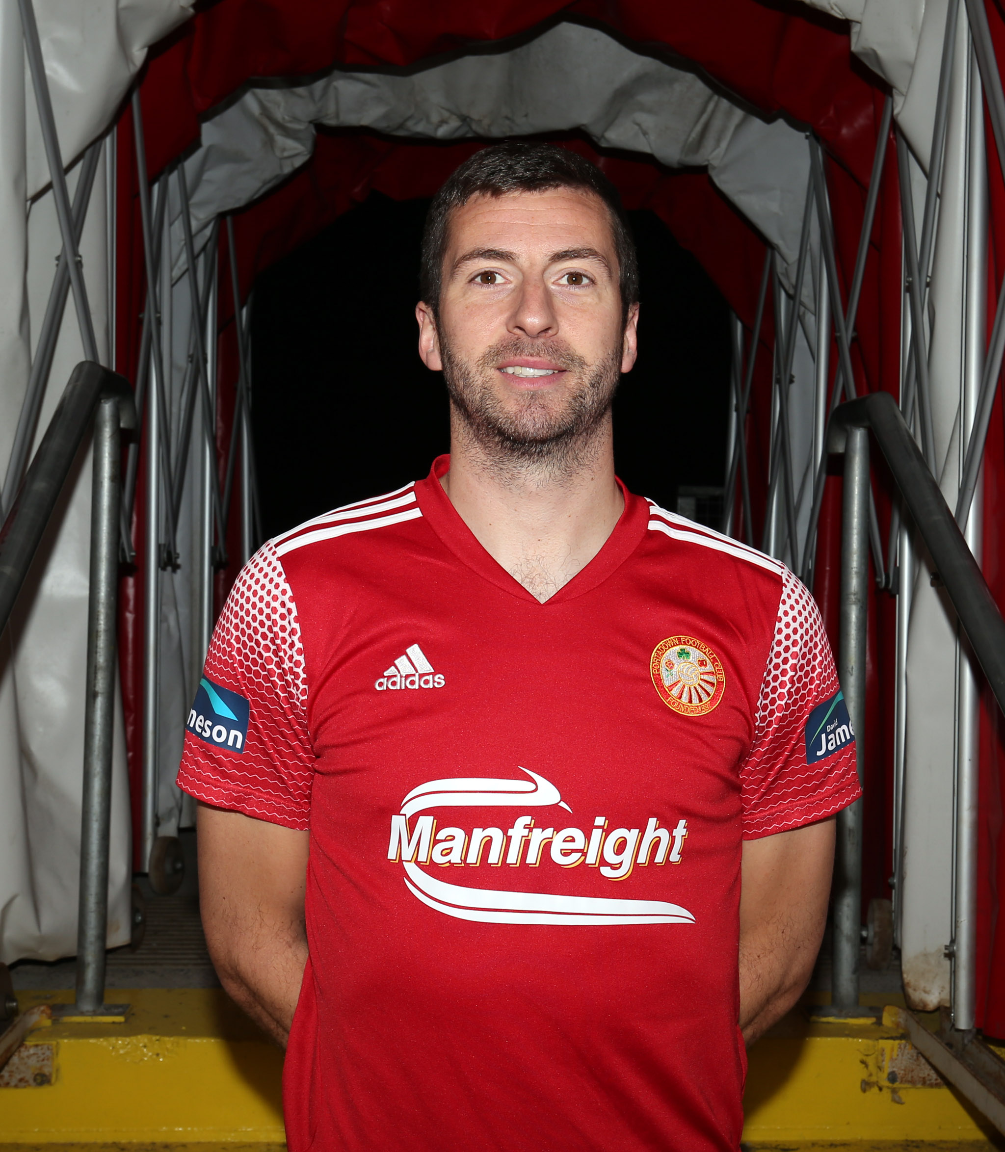 Stephen Murray - Portadown Football Club