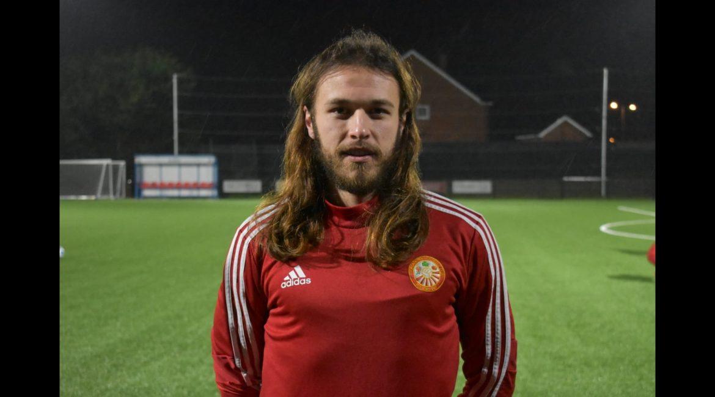 Ben Tilney - Portadown Football Club