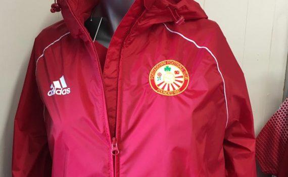 Adidas PFC Rain Jacket