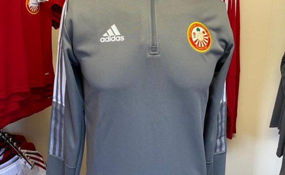 PFC Adidas Grey Training Top